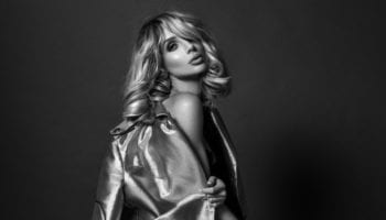 Беременная Лобода исполнила саундтрек к новому фильму «Вий» — видео