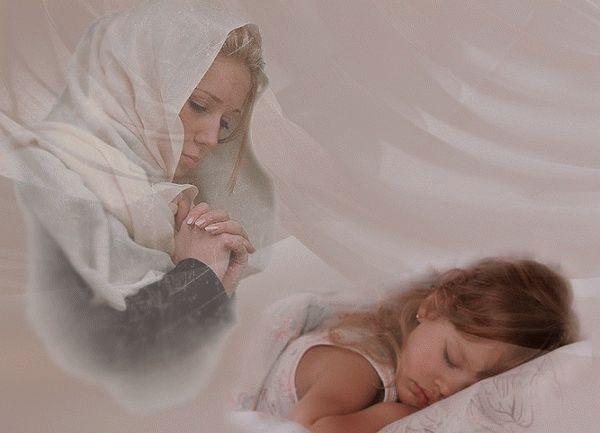 Самая Сильная Материнская молитва