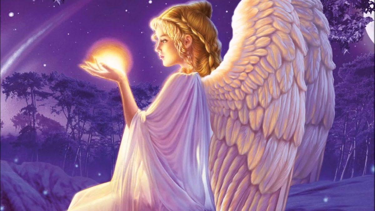 Просите помощи у своего ангела хранителя