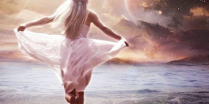 Женщина — Творящая Сила!