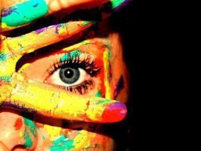 Тест: Что абстрактные изображения расскажут о свойствах твоего характера?