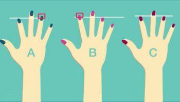 Что может рассказать о вас безымянный палец?