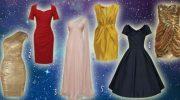 Какое из этих 6 платьев вы бы одели на праздник? Вот что ваш выбор расскажет о вашей личности