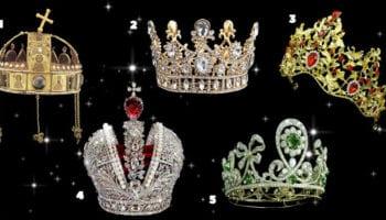 Выбранная корона расскажет какая вы королева