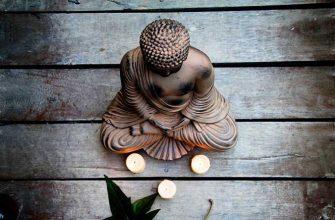 Буддийская притча о терпении и душевном спокойствии