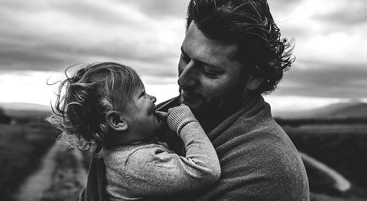 только особенный может быть отцом
